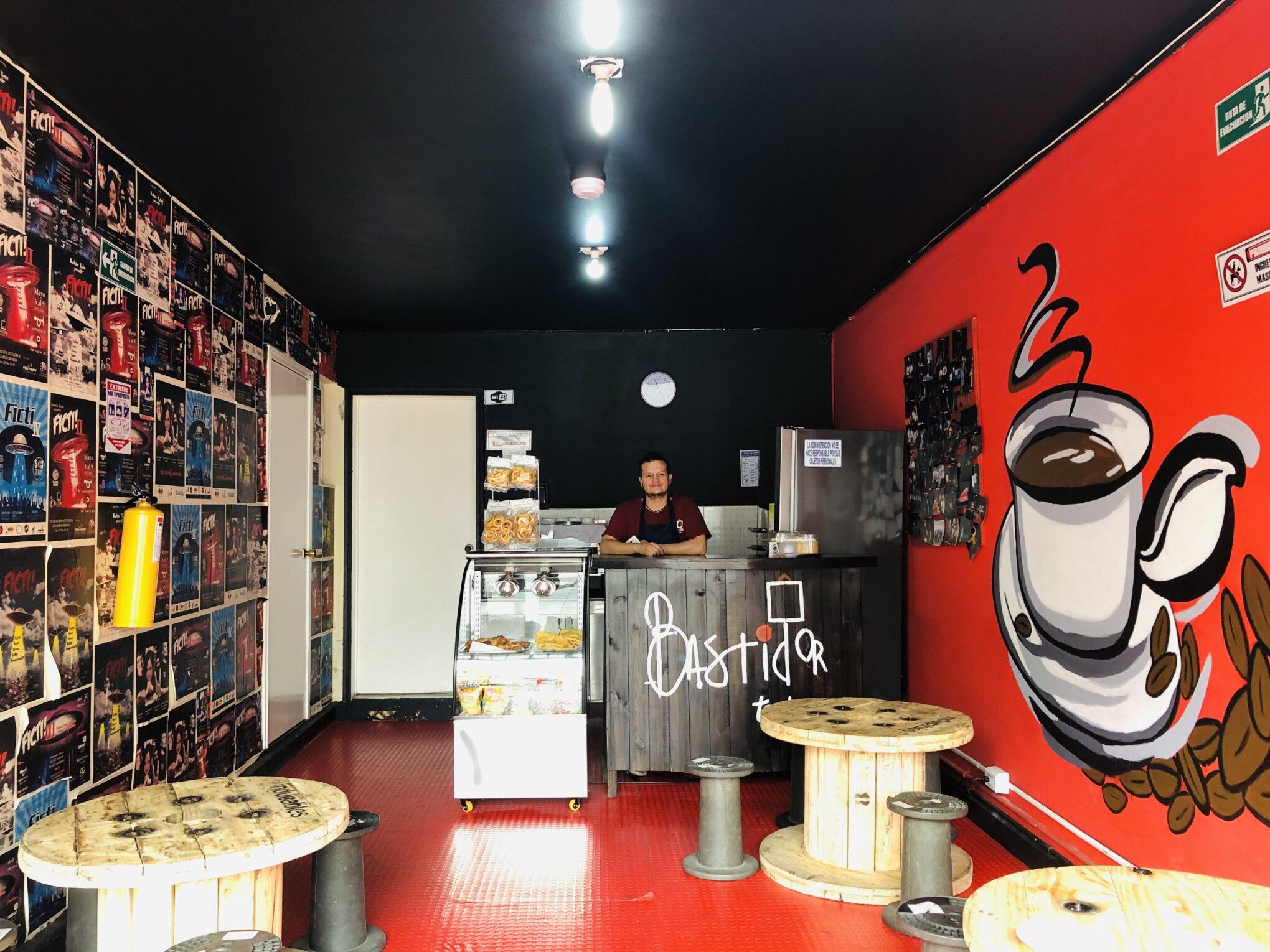 Bastidor Café