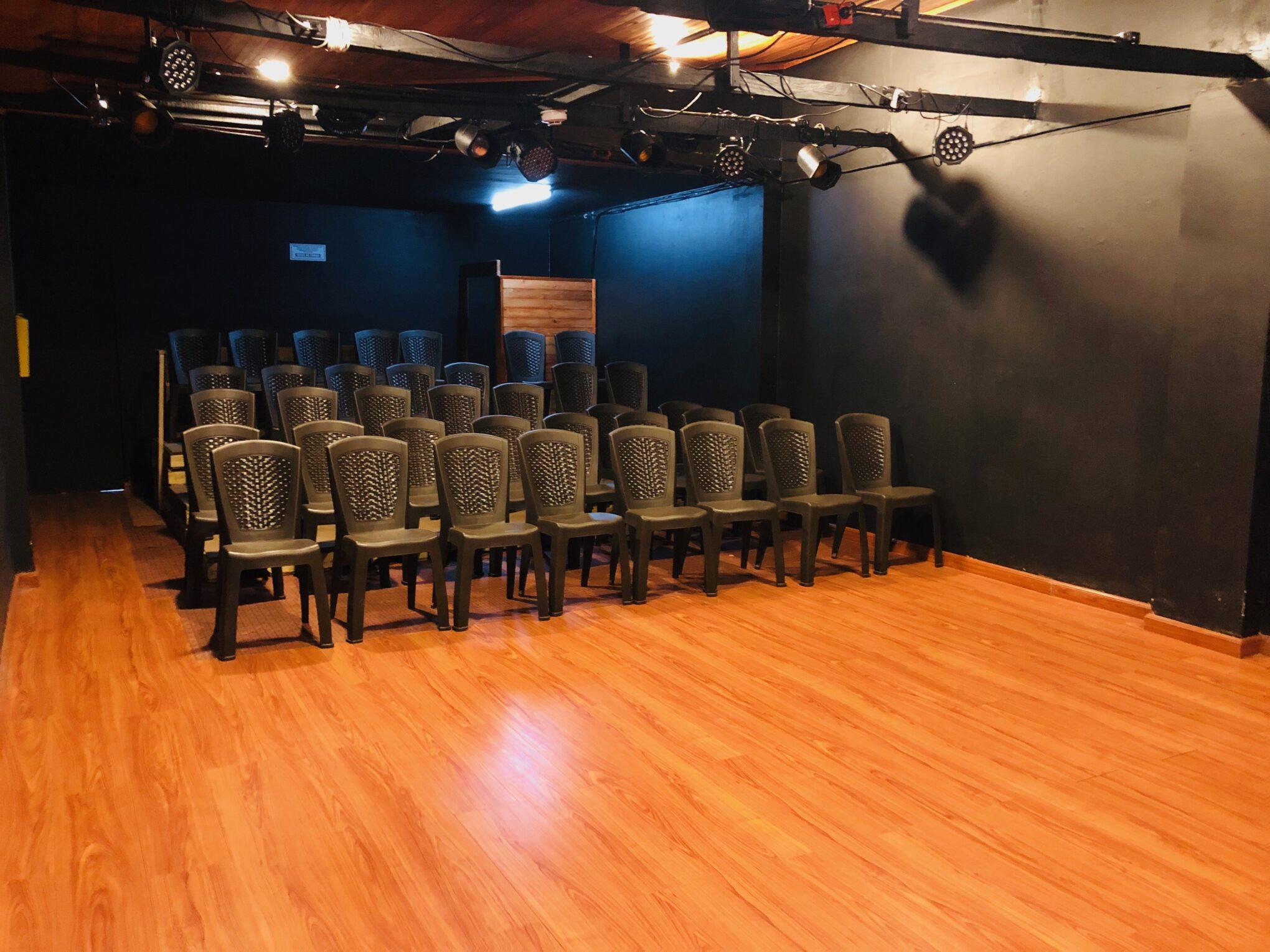 Sala Bastidor 1